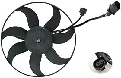MS Auto Piezas 1734523 Siemens Ventilador Rueda: Amazon.es: Coche ...