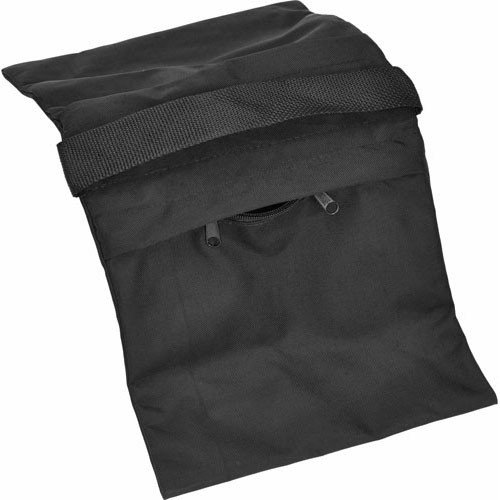 Impact Empty Saddle Sandbag - 27 lb (Black Cordura) SBE27