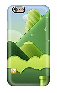 Premium Super Mario World Heavy-duty Protection Case For Iphone 6 by runtopwell