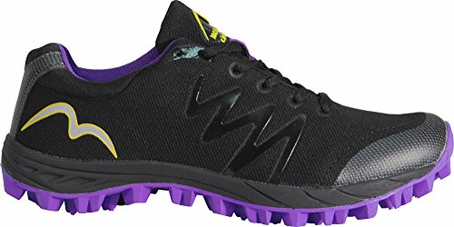 More Mile Cheviot 3 Ladies Trail Running Shoes - Black SREMGS