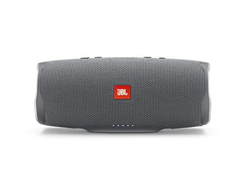 JBL Charge 4 – Altavoz inalámbrico portátil con Bluetooth, parlante resistente al agua (IPX7), JBL Connect+, hasta 20 h…