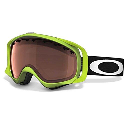 Oakley Crowbar 80 Green Collection Ski Goggles, Prizm Black Irid