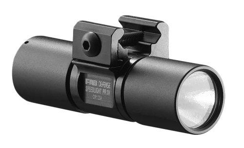 Mako 100 Lumen LED 1-Inch Diameter Flashlight with Picatinny Mount