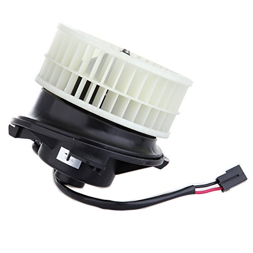 HVAC plastic Heater Blower Motor w/Fan Cage ECCPP Replacement fit for 2004-2008 Chrysler Pacifica 2001-2007 Chrysler Town & Country 2001-2007 Dodge Caravan 2001-2007 Dodge Grand Caravan