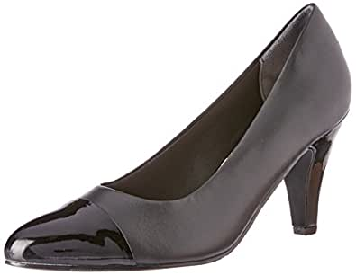 Easy Steps Monty Women Shoes,Black Pat/Glove,10 US