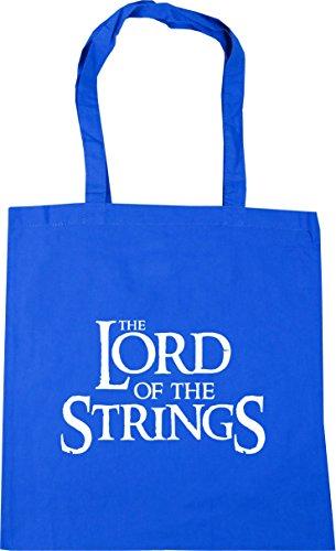 Blue Beach Bag Strings litres 42cm the x38cm Lord of HippoWarehouse Shopping Tote Cornflower Gym 10 fwCT4Hq