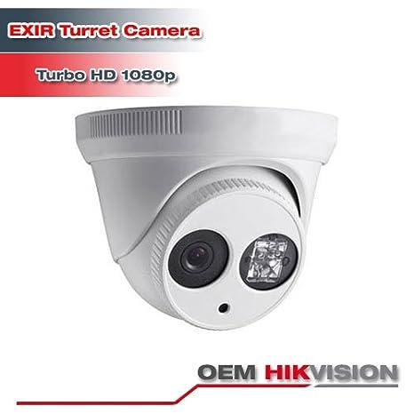 Hikvision OEM Turbo HD 1080P EXIR Turret Camera