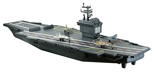 Navy Aircraft Carrier - Daron Aircraft Carrier with 4 Diecast Aircrafts