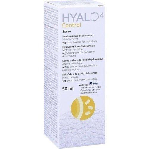 HYALO4 Control Spray 50 ml Spray Fidia Pharma GmbH 10524425