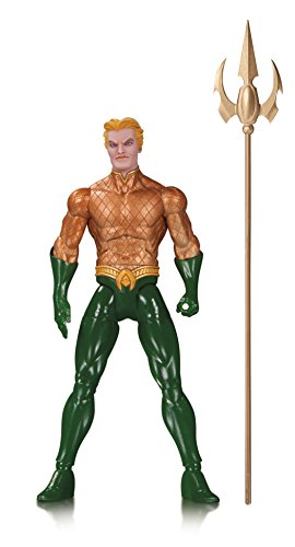 DC Collectibles Designer Series: Aquaman by Greg Capullo Action Figure