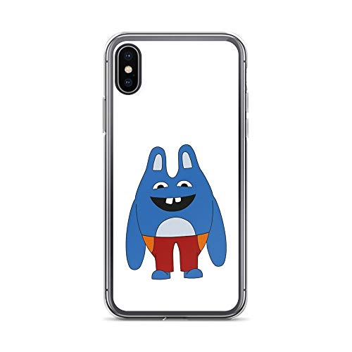 iPhone X/XS Pure Clear Case Cases Cover Bingo Bronson