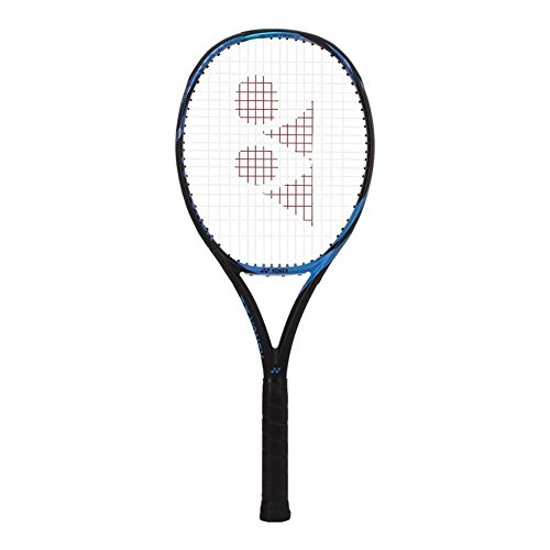 Yonex EZONE 100 (300g) Bright Blue/Black Tennis Racquet (4 1/4