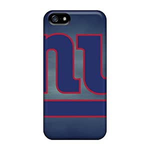 Hot Tpye New York Giants Cases Covers For Iphone 5/5s