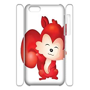 Fashion Case C-Y-F-CASE DIY Design Cute Fox Pattern cell phone case cover For iPhone ezLX0TJWWbG 5C