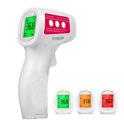 Thermometer Multi-Purpose Non Contact Forehead Professional No Touch Baby Adult & Children Best Infrared Scanner with Large LCD Instant Read