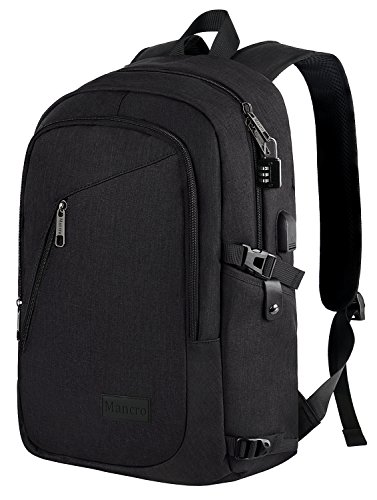 Picture of an Anti Theft Business Laptop Backpack 714929946027