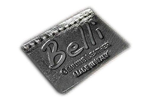 BELLI ital. Echt Leder Damen Geldbörse Toscana Portemonnaie - Freie Farbwahl - 19x9,5x2,5 cm (B x H x T) Rosa strauss