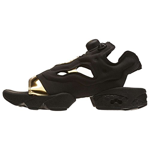 Reebok Womens Instapump Fureur Sandale Noir