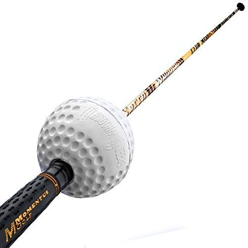Momentus Ladies Speed Whoosh Golf Swing Trainer with Training Grip
