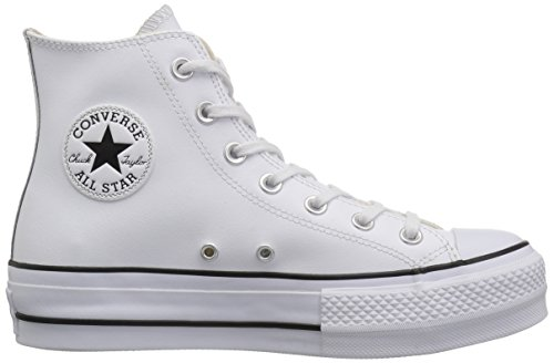 CTAS Hautes Femme Lift White Baskets Converse Black Clean Hi 6dxOdCwqA