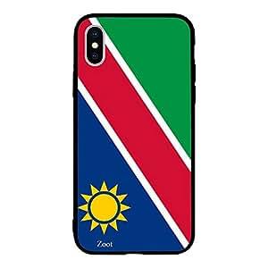 iPhone XS Max Namibia Flag
