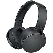 Auriculares inalámbricos con cancelación de ruido, verde, SonyExtra, BassTM, (MDRXB950N1/G) Negro