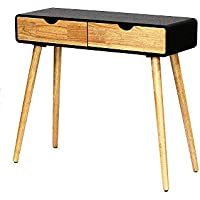 Heather Ann Euro Collection Writing Desk Console Table