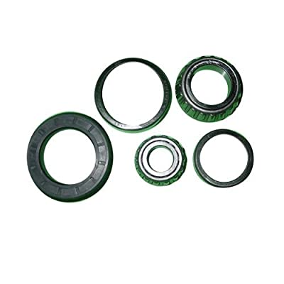 Complete Tractor 1108-8001 Wheel Bearing Kit (For Ford Tractor 4000 4600 4610 4630 /Ehpn1200C): Automotive