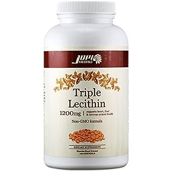 Triple Lecithin 1200mg 250 softgels