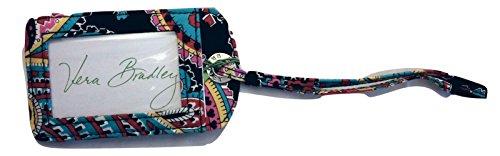 Bradley Vera Luggage Tags (Vera Bradley Luggage Tag (Parisian Paisley))