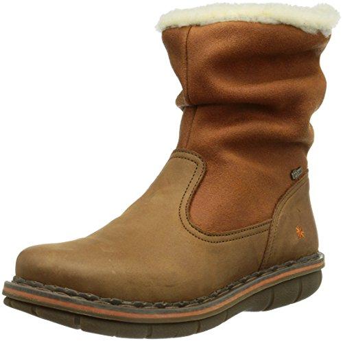 Brown Madera Art Boots Womens Assen 0xHq1UwO