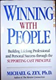 Winning with People, Michael G. Zey, 0425145123