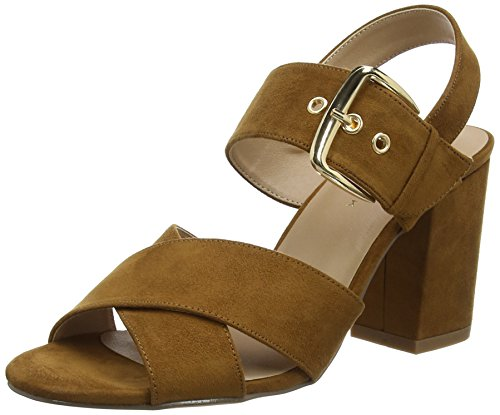 8f2d40d3a038 New Look Women  s Resco Open Toe Heels  Amazon.co.uk  Shoes   Bags