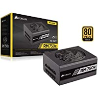 CORSAIR RMX Series. RM750x 80 Plus Gold Fully Modular ATX Power Supply
