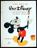 Art of Walt Disney, Christopher Finch, 0810901226