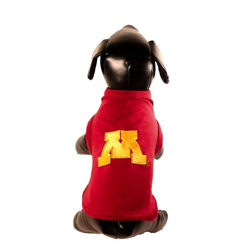 NCAA Minnesota Golden Gophers Cotton Lycra Dog Tank Top, X-Small