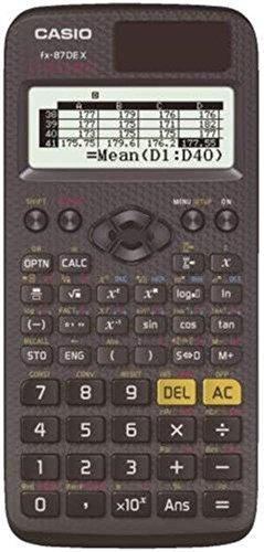 Technisch Wiss.Schulrechner 12-stellig CASIO FX-87DE X ClassWiz