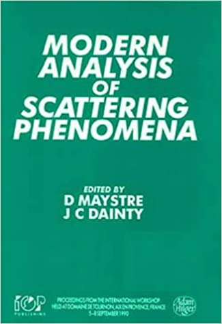 Book Modern Analysis of Scattering Phenomena