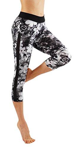 Vesi Star Dry Fit Printed Leggings