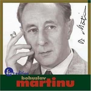 Martinu:  Oboe Concerto / Intermezzo / Symphony 5 / Estampes