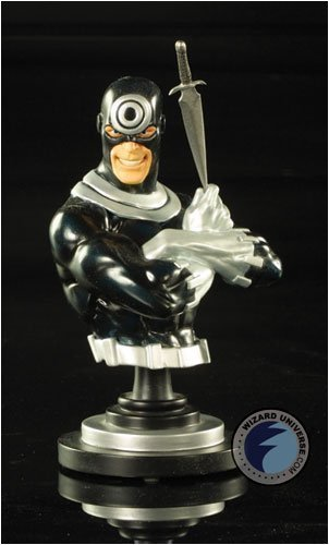 Bowen Designs Bust - Bullseye Mini Bust by Bowen Designs