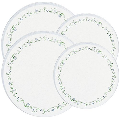 Corelle Coordinates Country Cottage Economy Burner Covers, Set of (Corelle Burner Covers)
