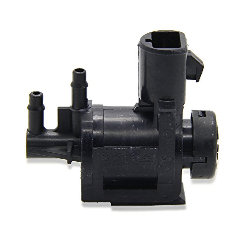 Vacuum Solenoid Valve 4WD Evaporative Emissions Solenoid Hub Locking Solenoid 9L14-9H465-BA Fits for Ford Explorer Lobo F150 F250 Expedition Lincoln Navigator 5.4L 6L3Z-9H465-A