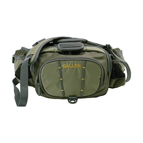 - Allen Eagle River Lumbar Fishing Pack, Olive