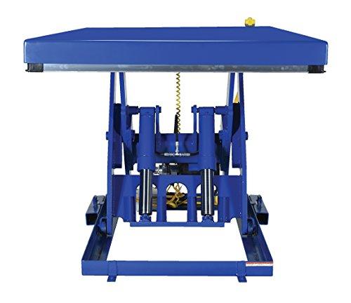 Vestil Ehlt 4872 6 44 Electric Hydraulic Lift Table 6000