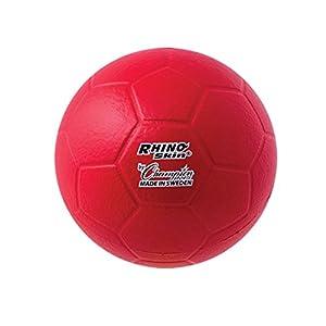 Champion Sports Rhino Skin Mini Molded Foam Mini Soccer Ball/Handball