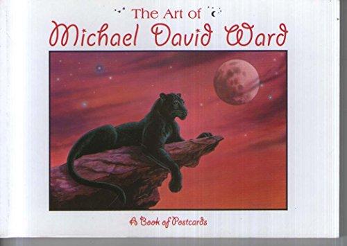 Books : Postcard-Art of Michael David Ward (Postcard Books)
