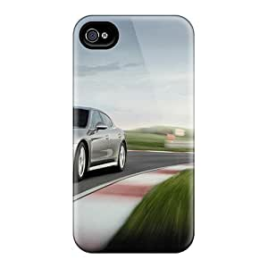 New Fashion Premium Cases Covers For Iphone 4/4s - 2010 Porsche Panamera Widescreen