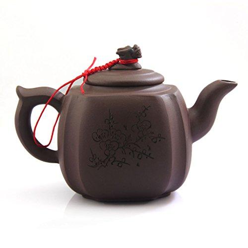 Yixing Clay Tea Pot - 7