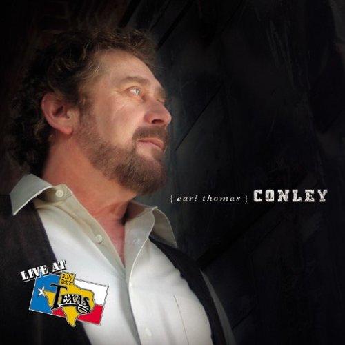 Live At Billy Bob's Texas -  Earl Thomas Conley, Audio CD